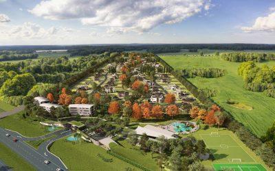 Lifestyle Community: avanza Developer Park